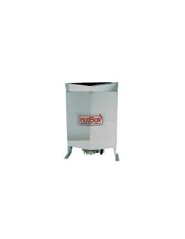 Hotbox generador de CO2