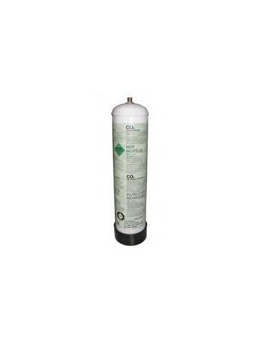 Bombona desechable CO2 0,5 kg