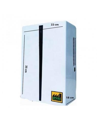 Deshumidificador 0,75L Pure factory