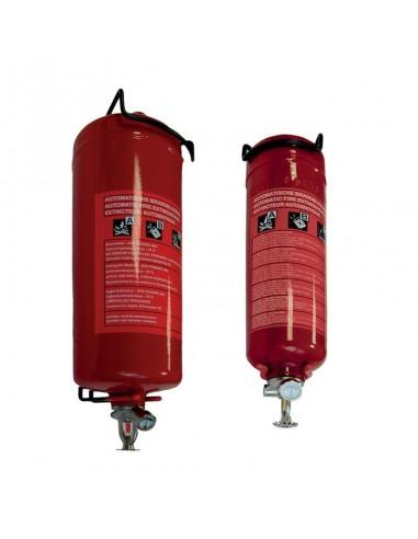 Extintores automaticos