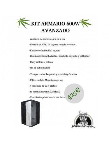 Kit Armario 600w Avanzado