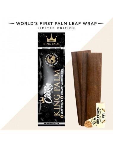 Crown Cookies Palm Wraps - King Palm -