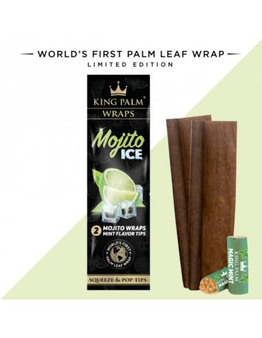 Mojito Ice Palm Wraps - King Palm -