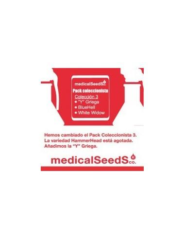 Colección 3 Medical Seeds